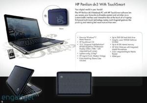 HP Pavilion DV3