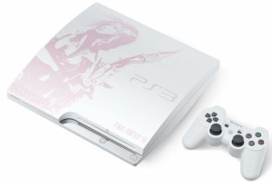 FinalFantasy 250GB PS3