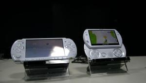 Sony PSP vs Sony PSP Go
