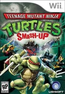 TMNT Smashup Wii