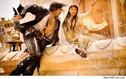 Prince of Persia Movie Shot