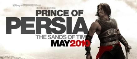 Prince Of Persia - The Movie
